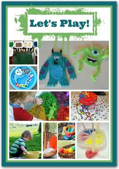 Let's Play: 8 FUN playtime activities for kids featured on The Sunday Showcase this week. Craft Activities For Kids, Educational Activities, Toddler Activities, Learning Activities, Kid Activites, Preschool Ideas, Kids Crafts, Play Based Learning, Fun Learning