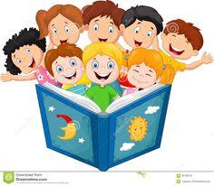 Livro De Leitura Da Criança Dos Desenhos Animados - Baixe conteúdos de Alta Qualidade entre mais de 53 Milhões de Fotos de Stock, Imagens e Vectores. Registe-se GRATUITAMENTE hoje. Imagem: 56100513
