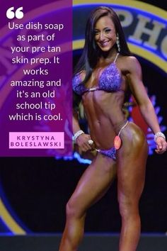 Tips and Tricks to achieve your best NPC Competition Bikini Prep, NPC Competition Figure Prep with Bikini Competitor Hacks from IFBB Bikini Pros. Competition Makeup, Bikini Competition Prep, Fitness Competition, Figure Competition, Bikini Fitness, Bikini Workout, Bikini Prep, The Bikini, Bikini Beach