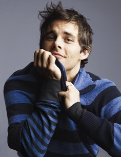 there's just somethin about that face...James Marsden