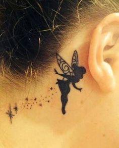 A Tinkerbell Tattoo so pretty
