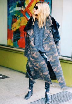 ☆10 Style Blogger's Solutions to Cold-Weather Dressing via @WhoWhatWearUK