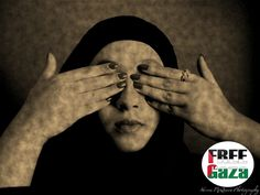 The world pretend to not see all the crimes, But Allah does . PRAY FOR GAZA