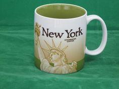 Starbucks City Mug New York Städte Becher Kaffeebecher