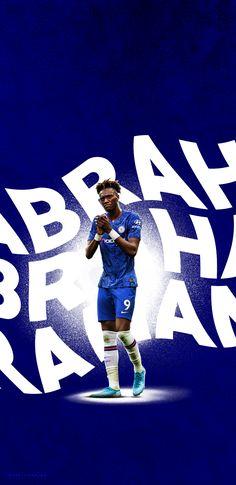 Chelsea Wallpapers, Tammy Abraham, English Premier League, Football Wallpaper, Freelance Graphic Design, Chelsea Fc, Cristiano Ronaldo, Blues, Soccer