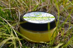 All Natural Equine Bug Balm--Our All Natural Equine Bug Balm is the ideal solution to pesky insects and is great for those areas of your horse that you just can't spray. Flies, mosquitoes, gnats, and other insects are rapidly deterred by the scent of our balm. While they may hate it, you and your equine partner are guaranteed to love it! For horses and humans. 2 oz jar.