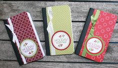 Paper Perfect Designs: Holiday Planners