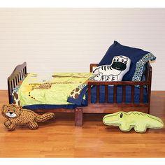 """Jazzie Jungle Boy Toddler 4 Piece Set - One Grace Place - Babies """"R"""" Us"""