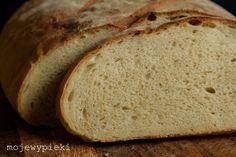 A simple wheat bread Good Food, Yummy Food, Vegan Bread, Polish Recipes, Bread Rolls, Ciabatta, Best Breakfast, Bread Baking, Mexican Food Recipes