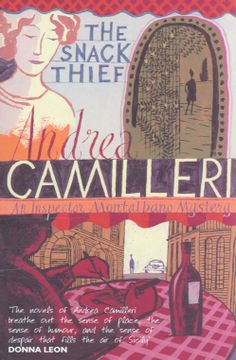 The Snack Thief: An Inspector Montalbano Mystery by Andrea Camilleri Books To Buy, I Love Books, My Books, Crime Fiction, Fiction Novels, Best Mysteries, Cozy Mysteries, Book Writer, Book Nerd