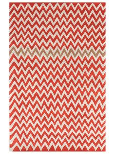 Henry Chevron Hand-Tufted Rug by nuLOOM on Gilt Home