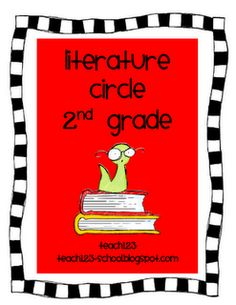 $6 - Literature Circle aligned with 2nd grade Common Core standards