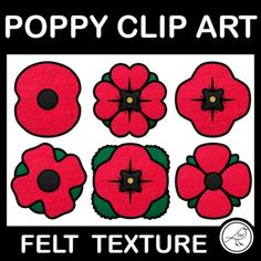 School Resources, Classroom Resources, Poppy Template, Poppy Clips, Poppy Images, Armistice Day, Anzac Day, Spelling Words, Remembrance Day