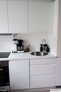 musta5101,moccamaster,integroitu astianpesukone,keittiön allas,oras cubista
