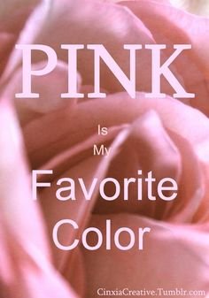 P i n k / Pink! / my Fav color is pink! Pretty In Pink, Pink Love, Pink And Green, Hot Pink, My Love, Purple, Pink White, Color Rosa, Pink Color