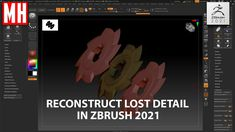 Animation Tutorial, 3d Animation, 3d Modeling, Zbrush, The Creator, Tutorials, Free, Wizards