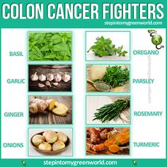 Colon cancer fighters #provestra