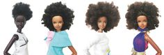Model Celebrates the Diversity of Black Beauty with a New Line of Dolls