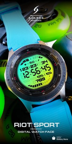 Gear S3 Frontier, Watch Faces, Live Wallpapers, Cool Watches, Smart Watch, Samsung Galaxy, Digital, Sports, Gadgets