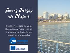 #Europe #Youth #NonFormalEducation & #Refugees - #TrainingCourse in Larnaca, #Cyprus.
