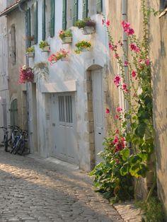 ysvoice: | ♕ | Île de Ré, La Rochelle, France | via mymagicaljourney | bellacosas