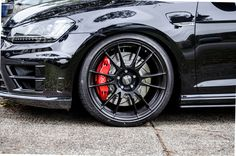 Josh84's 2014 Mk7 Golf R sitting on OZ Racing wheels. (Click on photo for high-res. image.) Photo found here: http://www.vwgolf.net.au/showthread.php?15464-Josh-s-REVO-tuned-MK7-Golf-R-amp-APR-tuned-Stage-3-Scirocco-R-*Exhaust-update