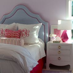 Bedroom preppy Design Ideas, Pictures, Remodel and Decor