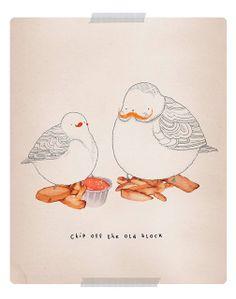 The Little Birds - Little Doodles