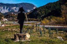 La route Napoléon dans les Alpes de Haute-Provence