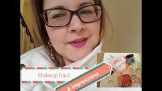 Makeup Haul & 1st impressions: Kiko, Stilla & more