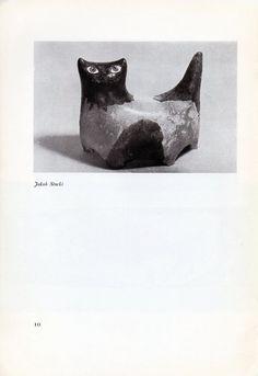 Céramique Suisse Contemporaine, Geneve, 1959 (Erdinç Bakla archive)