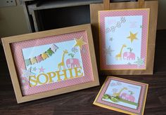Julie Kettlewell - Stampin Up UK Independent Demonstrator - Order products 24/7: Zoo Babies Gift Set