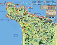 D'Urville - Nacqueville à Goury, cap de la Hague | La Hague - Terre de randonnées pédestres et balades dans le Cotentin et Normandie