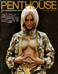 Penthouse Cover - October 1969