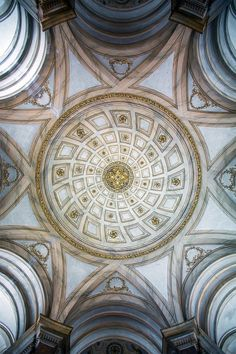 Another ceiling in the Royal Palace of Caserta | Flickr - Photo Sharing!