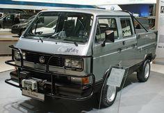 VW T3 Doka Syncro Tristar (1988) | by kath & theo