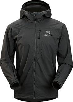 Arcteryx Squamish Hoody Wind Jacket
