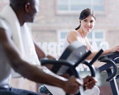 9 Crushes Every Girl Has at the Gym