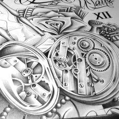 Details clock