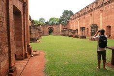 fotografías de las ruinas jesuiticas