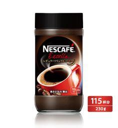 ネスカフェ エクセラ 230g :: ネスレ製品ラインナップ