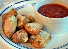 A new take on two classics: Chicken parmesan nuggets combine the flavors of chicken parm with kid-friendly sizes for a family favorite.