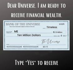 LEARN HOW TO OVERNIGHT MILLIONAIRE MIND - HACKS SECRETLY USED BY THE RICH & FAMOUS ... Do you want to manifest more money, love & success? Learn this secret law of attraction technique & reprogram your brain to manifest unlimited wealth, love & success #happiness #magic #crystals #tarot #higherconsciousness #success #life #enlightenment #intuition #affirmation #loveyourself #peace #goodvibes #raiseyourvibration #spiritualgrowth #manifestations #quotes #positiveaffirmations #higherself Money Affirmations, Positive Affirmations, Law Of Attraction Money, Spiritual Awakening, Spiritual Meditation, Meditation Quotes, Manifesting Money, The Secret Book, Mind Tricks