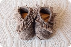 Welcome Mocs | Never Not Knitting | Bloglovin'