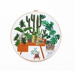 Sarah_K_Benning_Contemporary_Embroidery_Plants_And_Foliage_7