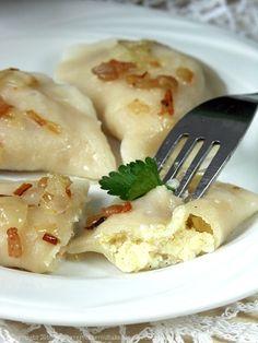 Polish Recipes, Dumplings, Healthy Lifestyle, Pancakes, Veggies, Pizza, Dinner, Food, Pies