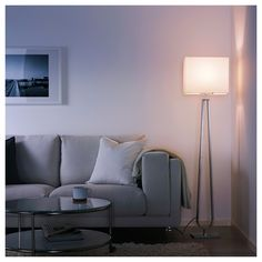 Alvangen Floor Lamp White Floor Lamp Bulbs And Apartments