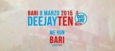 Cognitio Melphicta: La DeeJay Ten quest'anno approda a Bari