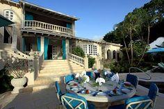 Grendon House       Sandy Lane, St James #Barbados