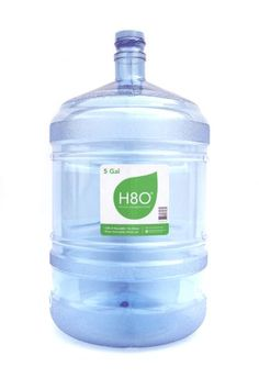 Bike Water Bottles - H8O Polycarbonate Water Bottle with Handle with 48mm Cap 5 gallon ** Read more reviews of the product by visiting the link on the image.
